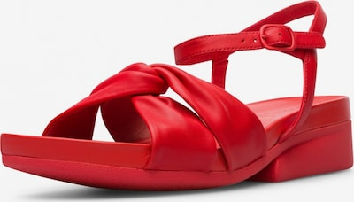CAMPER Sandale ' Minikaah ' in rot, Produktansicht