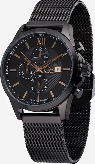 Gc Analog watch 'Executive' in black, Item view