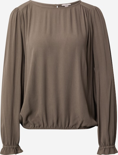 EDC BY ESPRIT Bluse in schlammfarben, Produktansicht