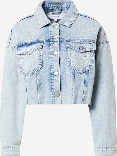ABOUT YOU Limited Between-season jacket 'Karina' in blue denim, Item view