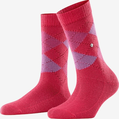BURLINGTON Socken in blau / pink, Produktansicht