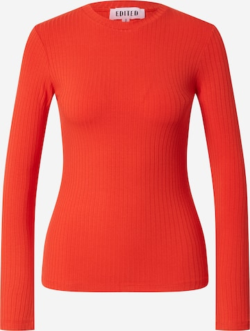 EDITED Shirt 'Ginger' in Red