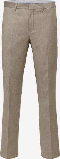 SELECTED HOMME Suorat housut värissä hiekka, Tuotenäkymä