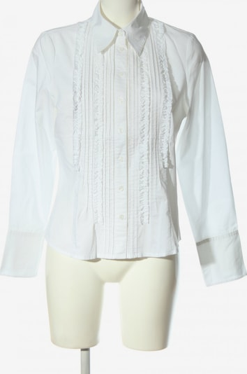 One Touch Blouse & Tunic in M in White, Item view