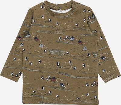 NAME IT T-Shirt 'NBMOLIVER' en taupe, Vue avec produit