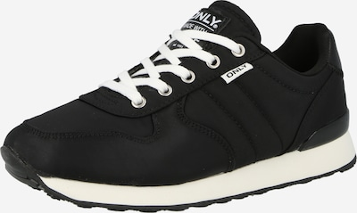 Sneaker low 'SAHEL' ONLY pe negru / alb, Vizualizare produs