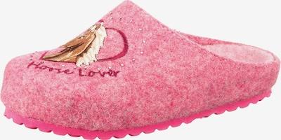 SUPERSOFT by Indigo Hausschuh in pink, Produktansicht
