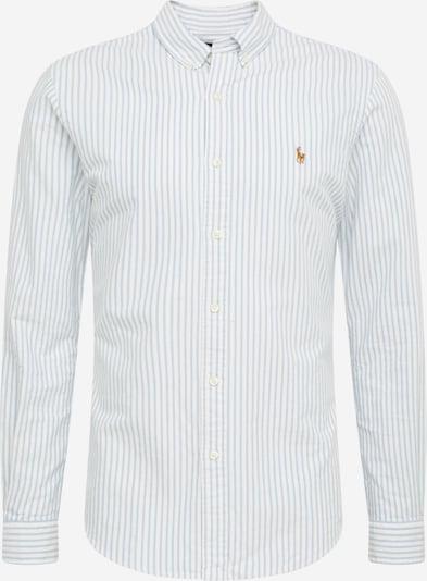 POLO RALPH LAUREN Shirt in light blue / white, Item view