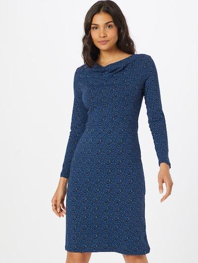 Tranquillo Šaty - modrá / námořnická modř / bílá, Model/ka