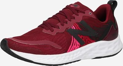 new balance Chaussure de course 'Tempo' en rose / bourgogne / noir, Vue avec produit