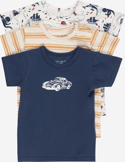 Maglietta Hust & Claire di colore navy / giallo / bianco naturale, Visualizzazione prodotti