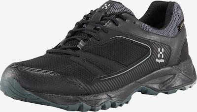 Haglöfs Lage schoen 'Trail Fuse GT' in de kleur Grijs / Zwart / Wit, Productweergave