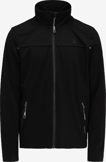 Schmuddelwedda Functional jacket in black, Item view