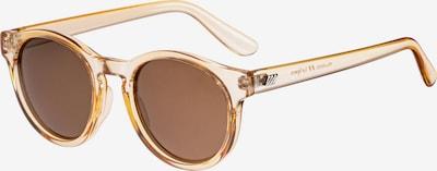 LE SPECS Aurinkolasit 'Hey Macarena' värissä vaaleabeige, Tuotenäkymä