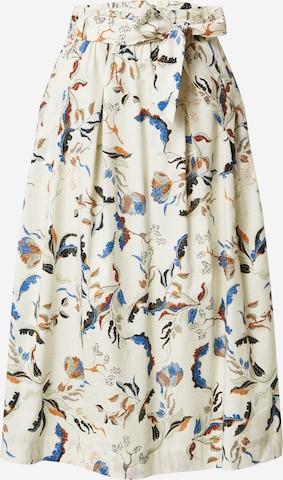 Riani Skirt in White