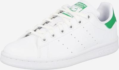 ADIDAS ORIGINALS Trampki w kolorze zielony / białym, Podgląd produktu