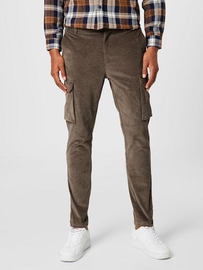 Pantaloni cu buzunare Clean Cut Copenhagen pe kaki, Vizualizare model