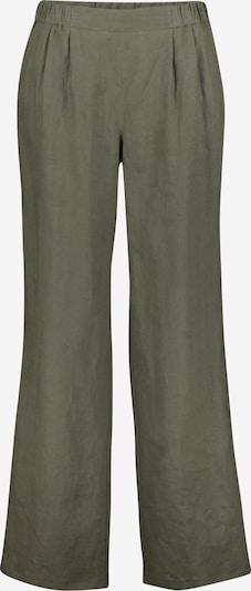 Betty Barclay Bandplooibroek in de kleur Kaki, Productweergave