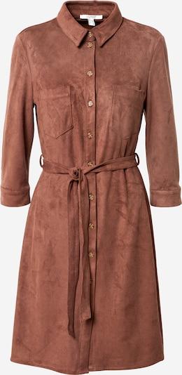 ESPRIT Košilové šaty - rezavě hnědá, Produkt