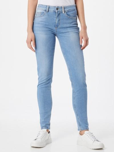 LIU JO JEANS Jeans 'DIVINE' in de kleur Blauw denim, Modelweergave