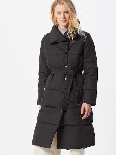 ABOUT YOU Mantel 'Robin' in schwarz, Modelansicht