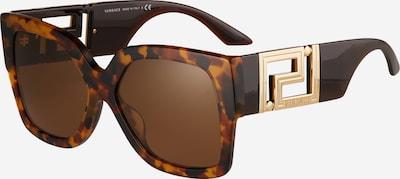 VERSACE Sonnenbrille '0VE4402' in braun / gold, Produktansicht