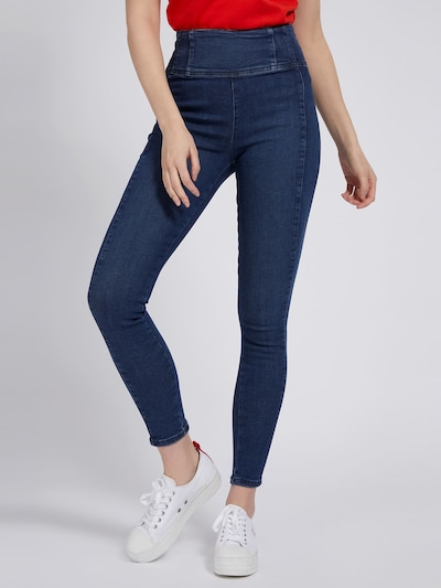 GUESS Jeans in blau, Modelansicht