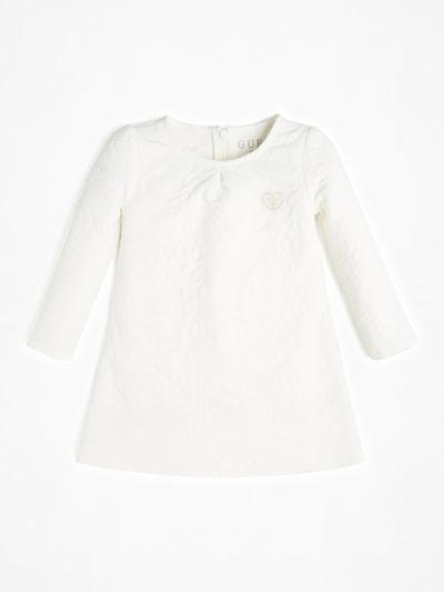 GUESS KIDS Kleid in creme, Produktansicht