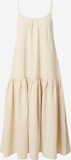 Sofie Schnoor Robe d'été en beige / blanc, Vue avec produit