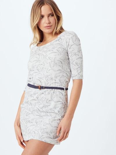 Ragwear Haljina 'Tamy' u mornarsko plava / prljavo bijela, Prikaz modela