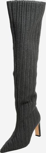 NA-KD Stiefel in schwarz, Produktansicht
