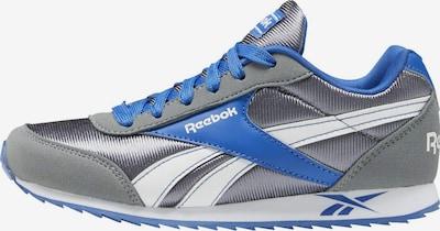 Reebok Classic Sneaker in blau / grau / weiß, Produktansicht