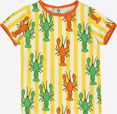 Småfolk Koszulka w kolorze żółty / zielony / pomarańczowy / białym, Podgląd produktu