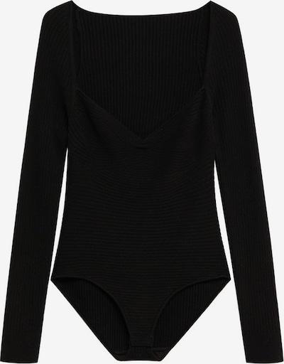MANGO Body camiseta 'Star' en negro, Vista del producto