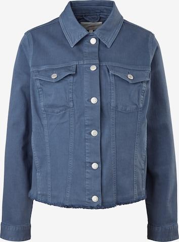 s.Oliver Between-Season Jacket in Blue