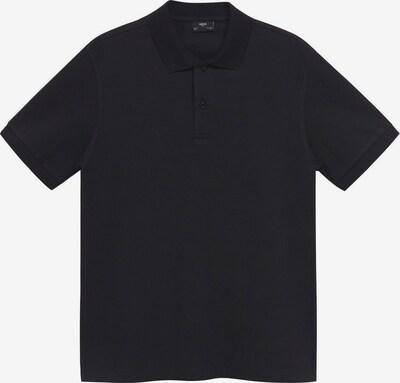 MANGO MAN Poloshirt 'REA' in schwarz, Produktansicht