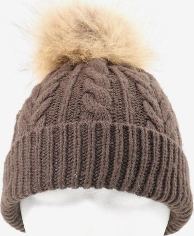 DREIMASTER Hat & Cap in XS-XL in Brown, Item view