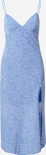 Parallel Lines Kleid in himmelblau / weiß, Produktansicht