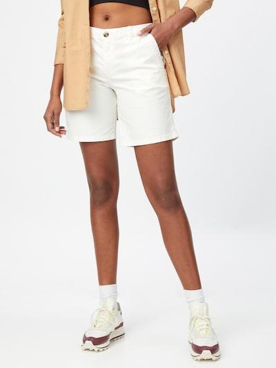EDC BY ESPRIT Chino kalhoty - bílá, Model/ka