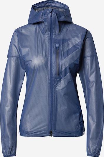 ADIDAS PERFORMANCE Sportjas 'Rain' in de kleur Blauw, Productweergave