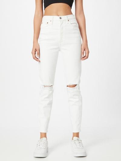 RE/DONE Jeans in weiß: Frontalansicht