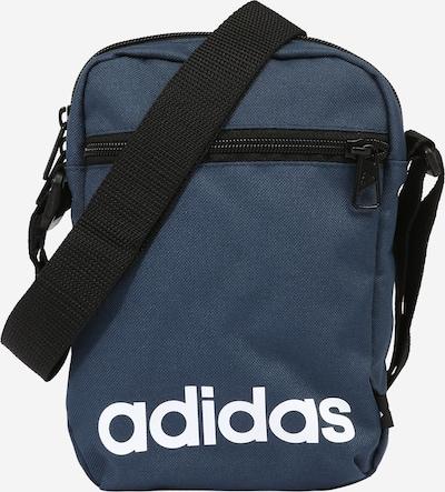 ADIDAS PERFORMANCE Športna torba | mornarska / črna / bela barva, Prikaz izdelka