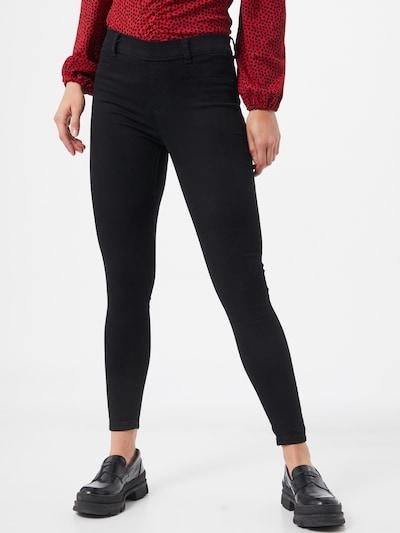 Dorothy Perkins Jeggings in de kleur Zwart, Modelweergave