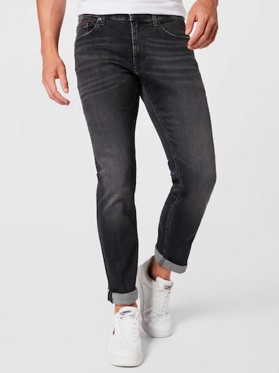 Tommy Jeans Jeans 'SCANTON' in black denim, Modelansicht