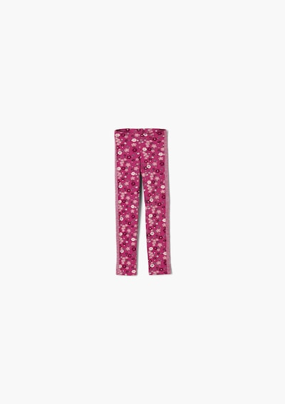 s.Oliver Leggings in mischfarben / pink, Produktansicht