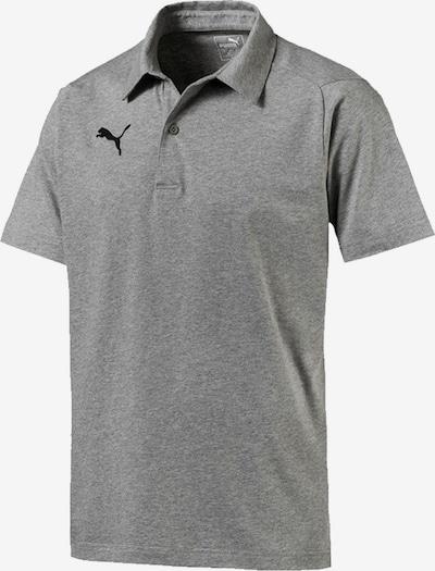 PUMA Poloshirt in grau, Produktansicht
