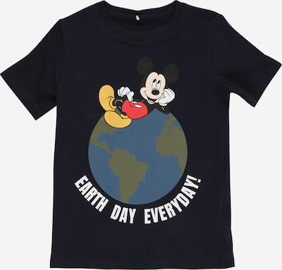 NAME IT T-Shirt in kobaltblau / mischfarben, Produktansicht
