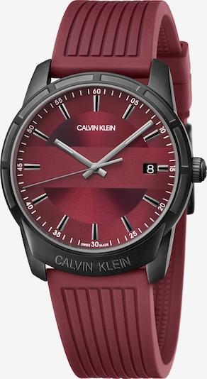 Calvin Klein Quarzuhr 'K8R114UP' in rot, Produktansicht