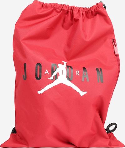 Jordan Sporttasche 'JAN' in rot / schwarz / weiß, Produktansicht