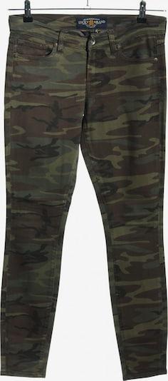 Lucky Brand High Waist Jeans in 28 in braun / khaki, Produktansicht